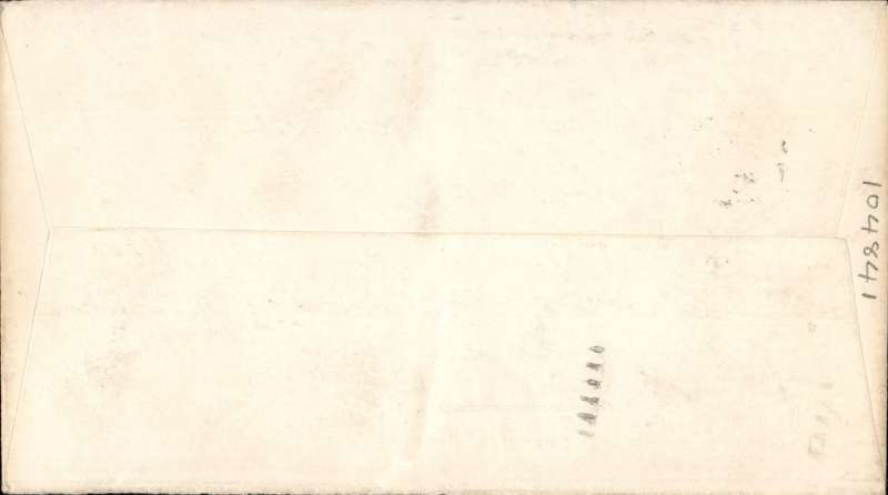 (United States) Underpaid airmail from USN Heavy Cruiser serving in the Pacific theatre in the early years of WWII,  franked 20c air canc 'U.S.S'JUN 21/1941/CHICAGO, also 2x10c PD's applied at at Wilmington, and 'Via Trans-Pacific/Air Mail' and 'Postage Due (ms 20) cents' hand stamps. Could have been posted from Canton or Medway, see Boyle p36.