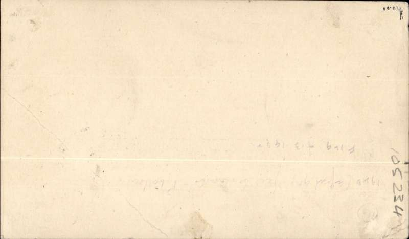 "(United States Internal) F/F FAM 3, New Orleans to Pilottown, oval magenta "" Via Hydroplane Mail/ First Trip/New Orleans-Pillottown"" cachet, arrival ds on front, printed 1c PSC, Gulf Coast Air Line"