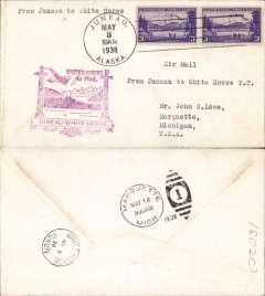 (Selections) Alaska, seven first flights 1938-47, all scanned on the website.